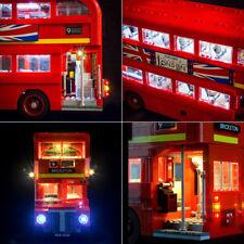LED Light Lighting Kit For Lego Routemaster London Bus 10258 Toy Bricks 2019 UK%
