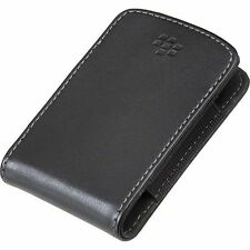 BlackBerry Authentique En Cuir Poche Pochette HDW-24206-001 Curve 8520 9300 Bold 9700