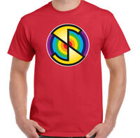 Captain Scarlet T-Shirt, Mens Spectrum Unisex Top Mysterons Thunderbirds Puppet