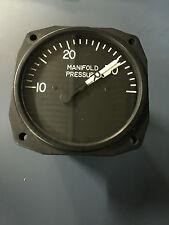 Twin Manifold Pressure Indicator, B&D Instruments P/N 5850190-501