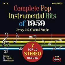 CD de musique instrumentaux pour Pop Various