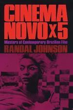 Cinema Novo x 5: Masters of Contemporary Brazilian Film (Latin American Monograp
