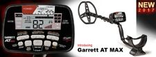 Garrett AT MAX Metal Detector /  Best For Relics, Coins and the Beach