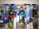 Mego Star Trek lot of 3 Mr. Spock in dress uniform,  Gorn and Romulan Commander