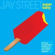Jay Street Super Tasty CD (2010)