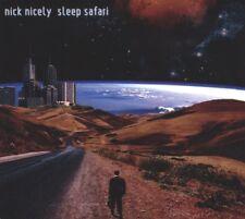 NICK NICELY - SLEEP SAFARI (LP+CD) +CD  VINYL LP+CD NEU