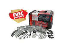 Craftsman 450 Piece Mechanics Tool Set W/Case Wrenches SAE Metric 311 270 NEW