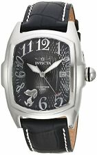 Invicta 25024 Character Collection Men's 43mm Stainless Steel Black Dial Watch
