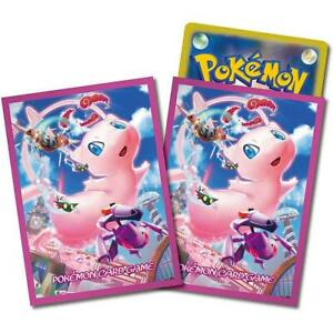 Mew Dynamax - Japan Pokemon Center Card Deck Sleeves x64 - US Seller