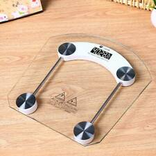180KG Digital Body Weighing Scale Electronic Bathroom Glass Weight Scales