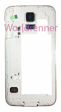 Carcasa Medio S Chasis Middle Frame Cover Bezel Back Samsung Galaxy S5 Plus