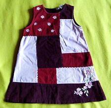 H&M Mädchenkleider Langarm für die Freizeit