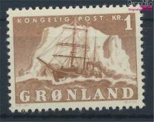 Denemarken - Groenland 35 postfris MNH 1950 Arktisschiff (9348013