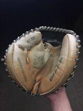 Easton Black Magic Ex222 Baseball Catcher's Mitt Youth Left Lht