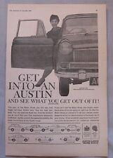1960 Austin Original advert No.1