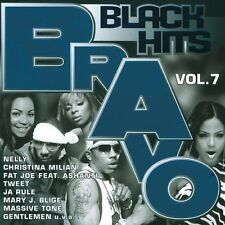Bravo Black Hits 07 (2002) Nelly, Christina Milian, Fat Joe feat. Ashan.. [2 CD]