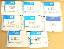 Lot 8 Cartouches Originale HP 11 C4836AE + C4837AE + C4838AE Blister Genuine