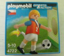Playmobil Fussballspieler Tschechien 4722 Neu & OVP Fußball Spieler Fußball