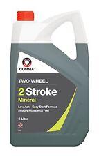 COMMA 2 STROKE MINERAL ENGINE OIL 5L LITRES TST5L