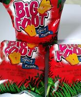 Big Foot Spicy Holiday Snack 25g X 3
