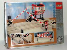 Lego Train Remote Controlled Road Crossing 7866 inkl. OBA u. Box