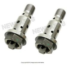 For Mercedes W164 W203 W209 Pair Set Of 2 Intake Camshaft Control Valves Genuine