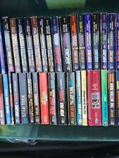 Large Lot Star Trek Books-59 Books