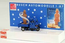 Busch 99030 PIAGGIO APE MERCATINO DI NATALE Aachen + printenmann LIM 250stk.