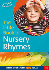 Little Book of Nursery Rhymes (Little Book With Big Ideas)-ExLibrary