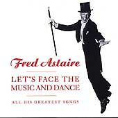 Fred Astaire - Let's Face the Music and Dance: Centenar, Fred Astaire, Very Good