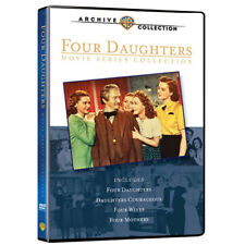 Four Daughters 4 Movie Collection DVD Four Wives, Four Mothers