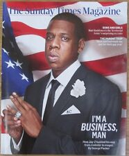 Jay-Z – Sunday Times Magazine – 9 June 2013