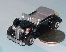 MICRO MACHINES INDIANA JONES MILITARY German STAFF CAR