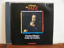 CHARLES MINGUS fable of faubus- CD-Maestri del Jazz-De Agostini- fuori comm