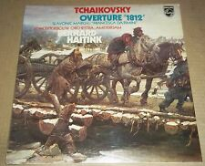 Haitink TCHAIKOVSKY 1812 Overture, Francesca da Rimini - Philips 6880 039 SEALED