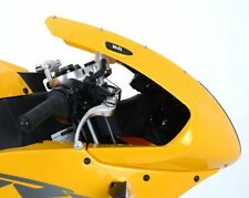 R&G Racing Mirror Blanking Plates to fit EBR 1190 RX 2014-