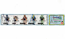 "Bandai Sakura Wars 3 Gashapon 4"" Figure Collection Set Taisen Japan Not China!"