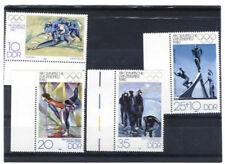 DDR 1980, Olympiade 1980, Mi.2478-2481