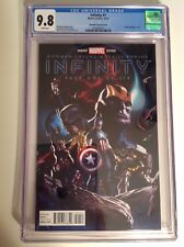 CGC 9.8 Infinity #1 Djurdjevic Variant Cover 1st appearance the Black Order War