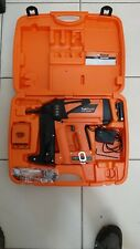 Ramset TrakMaster Nail Gun - JD580A 15mm - 35mm fantastic condition barely used