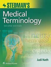 Medicine college textbooks ebay ebookpdf stedmans medical terminology by judi l nath 2016 fandeluxe Images