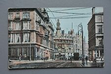 R&L Postcard: Charing Cross Glasgow, Chas L Reise, Unposted