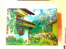 New! MB Grand puzzle 2500 piece: Mittenwald, Germany  # 4870-5
