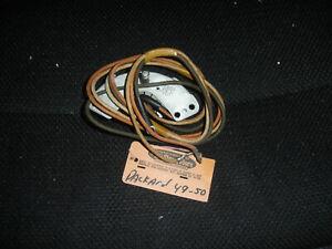 NOS 1949 & 1950 Packard turn signal switch, 403816