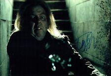 Timothy SPALL Signed Autograph Photo 2 AFTAL COA Harry Potter Peter PETTIGREW