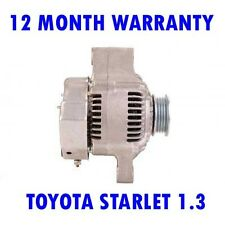 TOYOTA STARLET 1.3 HATCHBACK 12V 1989 1990 1991 - 1996 RMFD ALTERNATOR