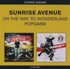 Sunrise Avenue - The Way to Wonderland / Popgasm | Doppel-CD