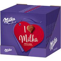 I Love Milka Pralinés Haselnusscrème 10x110g Pg.