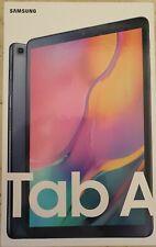 Samsung Galaxy Tab A (2019) 32GB, Wi-Fi, 10.1in - Black