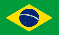 Premium Quality 5Ft X 3Ft 5'X3' Flag Brazil Brazilian